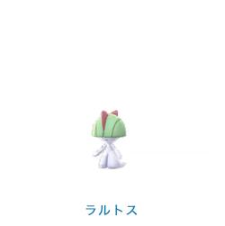 Pokémon GOラルトス